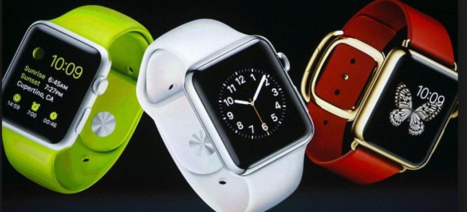 умные часы 2016