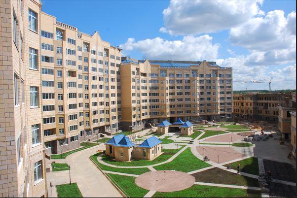 квартиры в пригороде