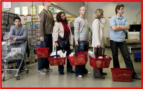 Автоматизация в супермаркете