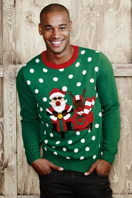 Яркие свитера для мужчин