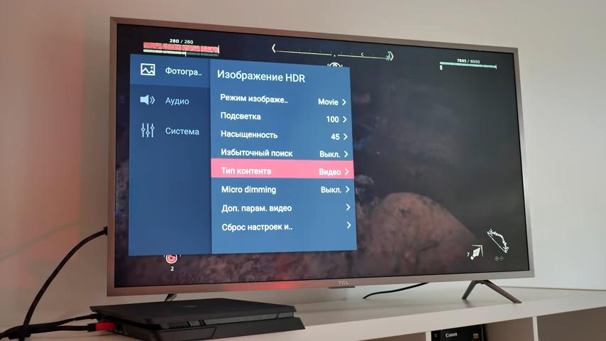 видеообзор телевизора tcl u43p6046