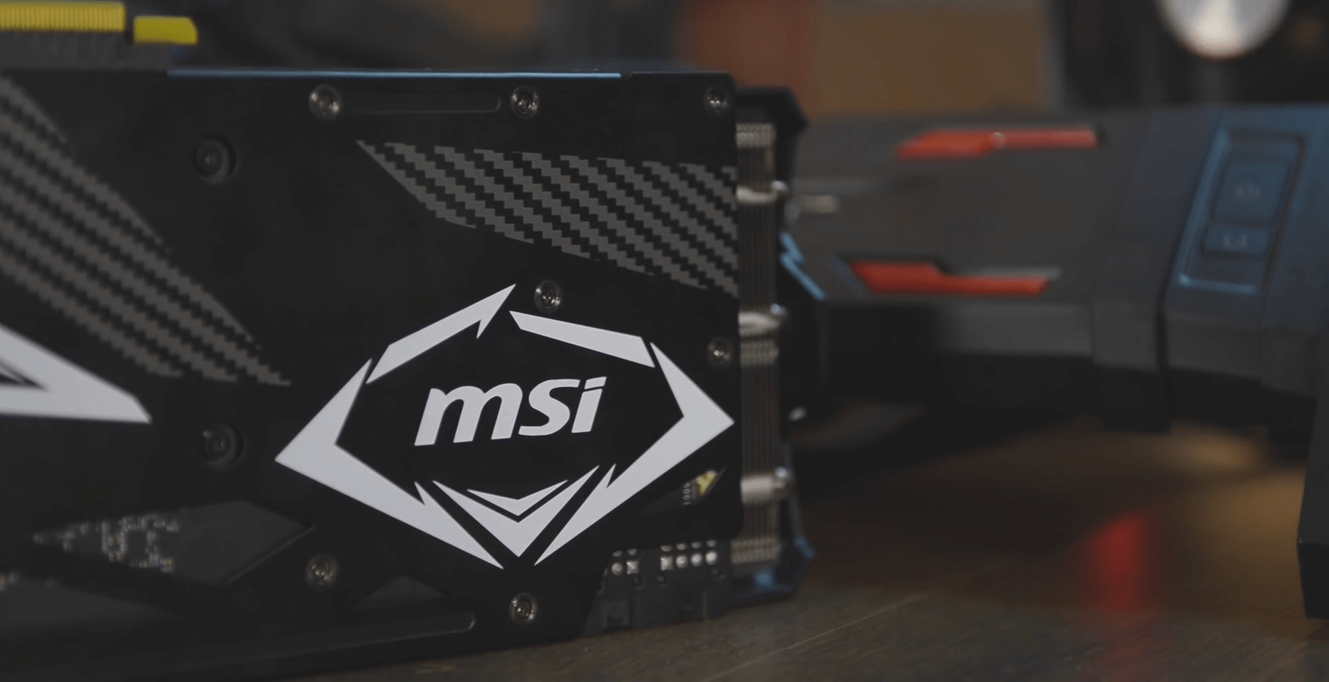 Видеокарта msi geforce gtx 1070 duke