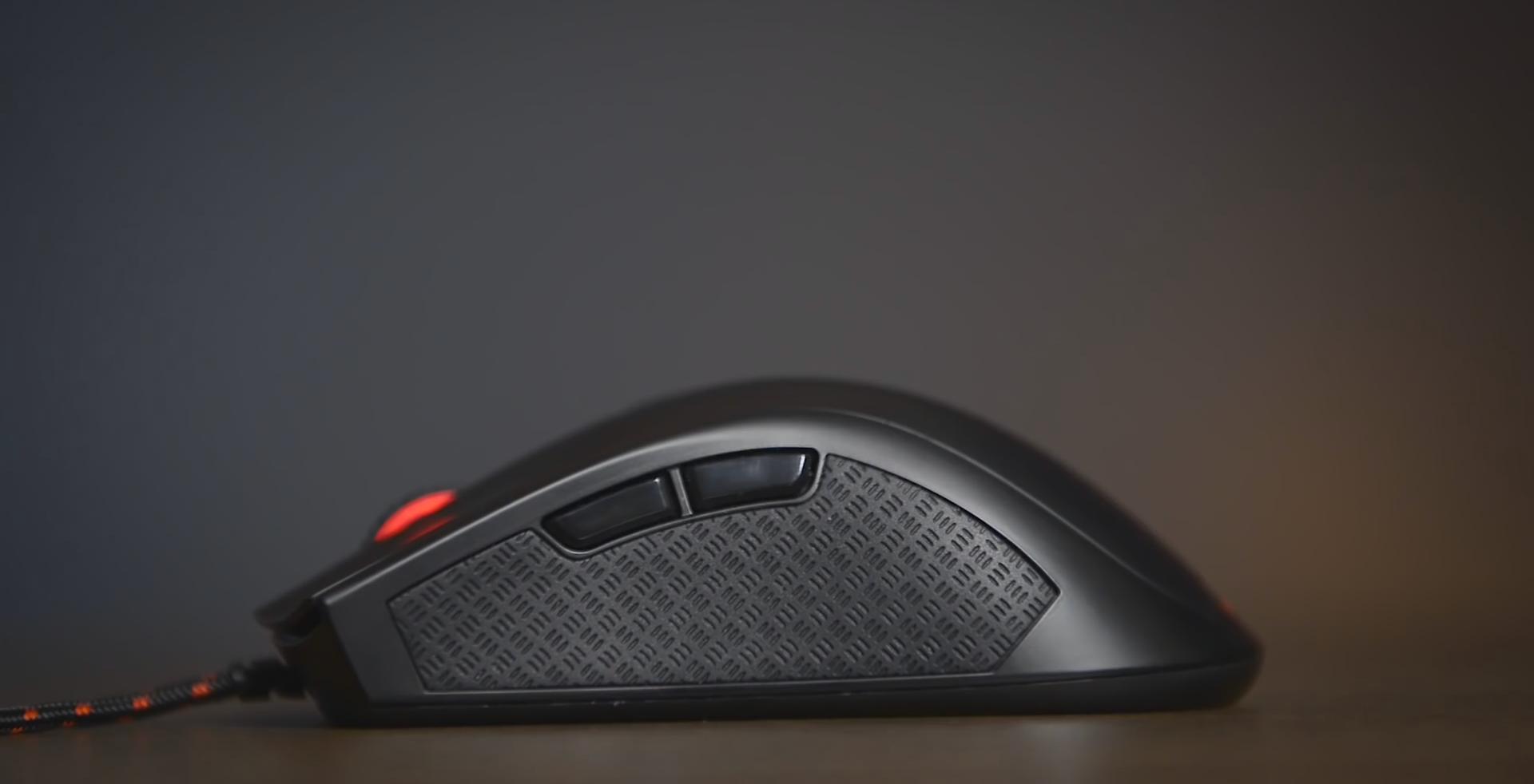 Игровая мышь hyperx pulsefire fps